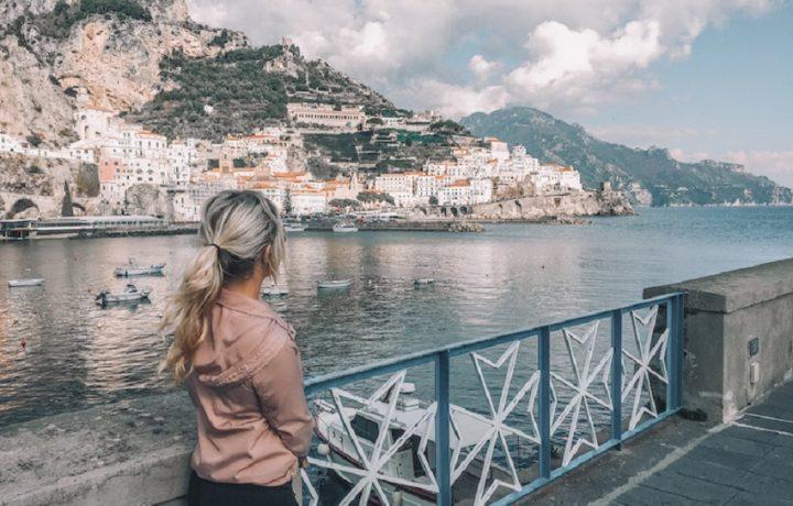 Exploring The Beautiful Amalfi Coast!