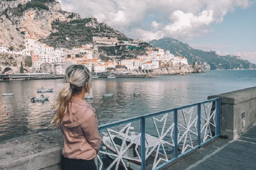 Beautiful Amalfi Coast!