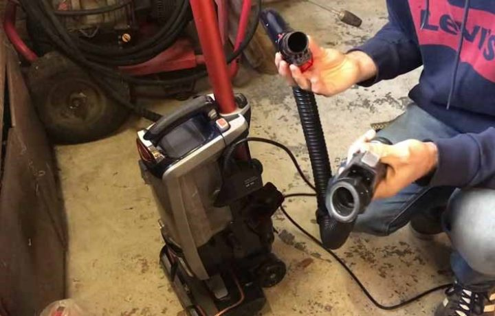 Shark Vacuum Hose Replacement Full Guideline