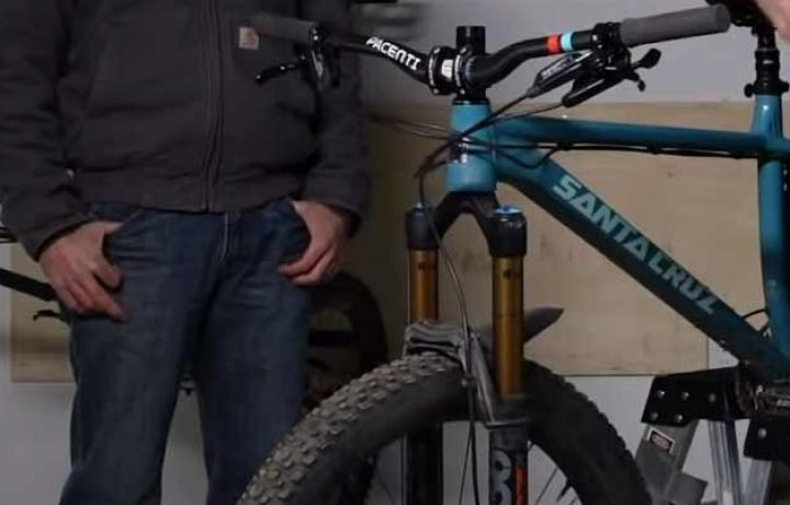 How to Size Mountain Bike Frame Pro Guideline